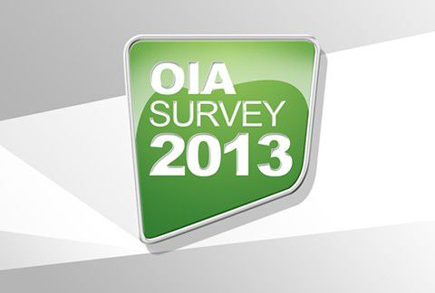 Analyst report oia survey 2013