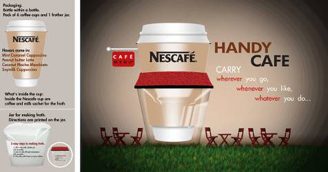 Nescafé - Handy Cafe