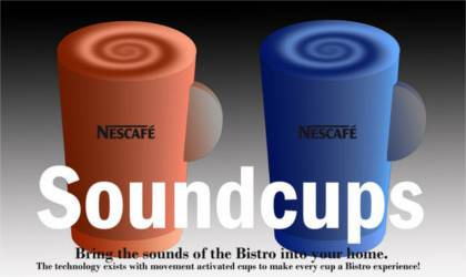 Nescafé - Soundcups