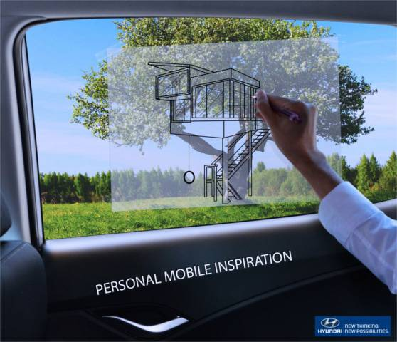 1# Prize (Design) in Hyundai's contest.